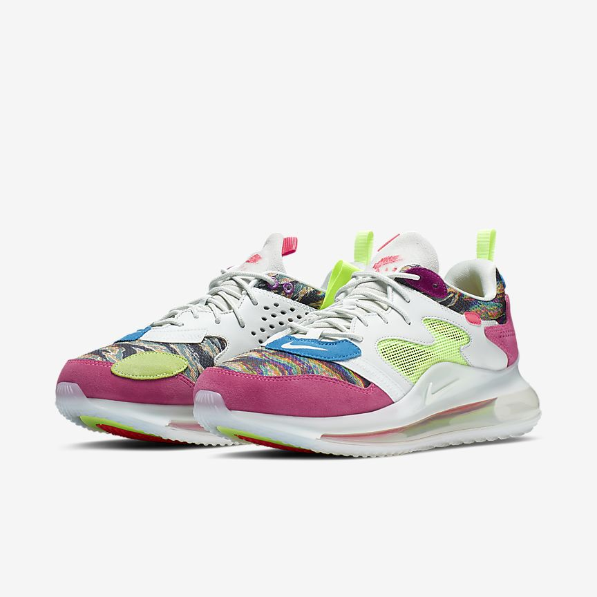 Nike Air Max 720 OBJ Sale Multicolor Schuhe Damen Herren