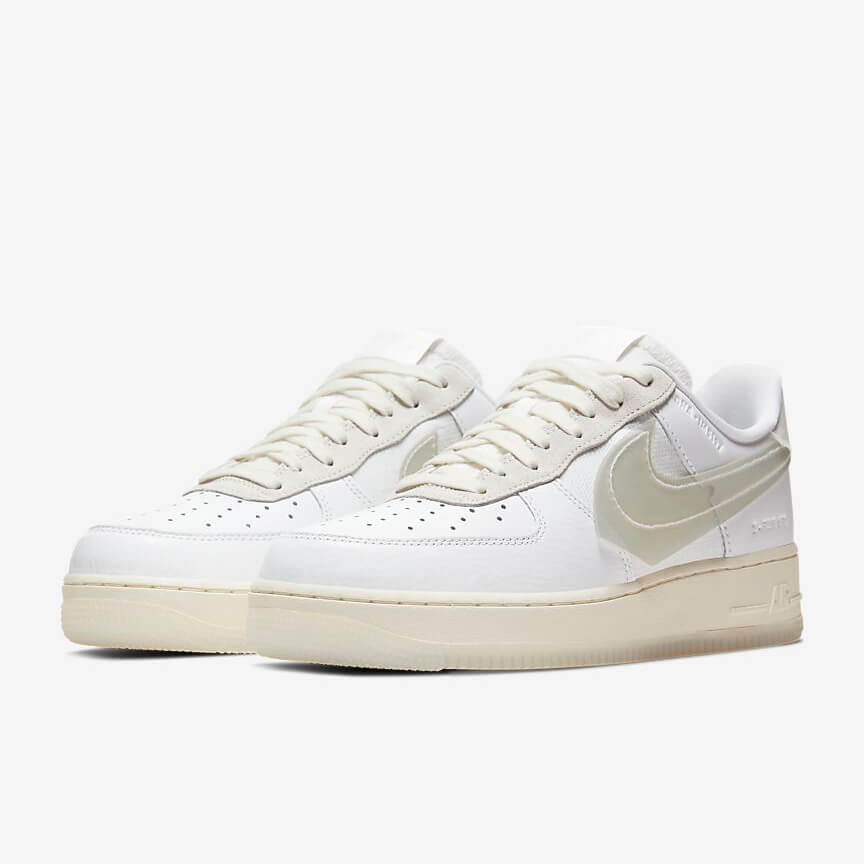 Nike Air Force 1 07 Lv8 Dna Kaufen Low Weiß Schuhe Damen Herren