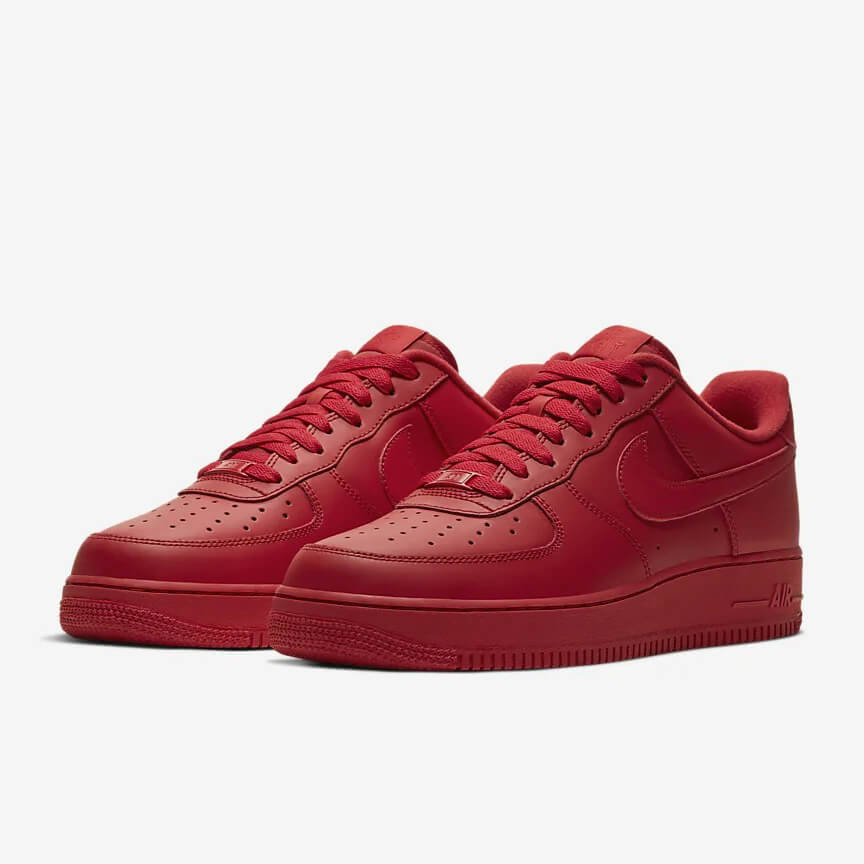 Nike Air Force 1 07 Lv8 1 Sale Low Rot Schuhe Damen Herren